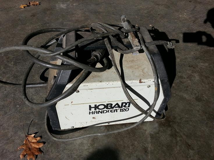 Hobart Handler 120 Mig Welder FS - LS1TECH