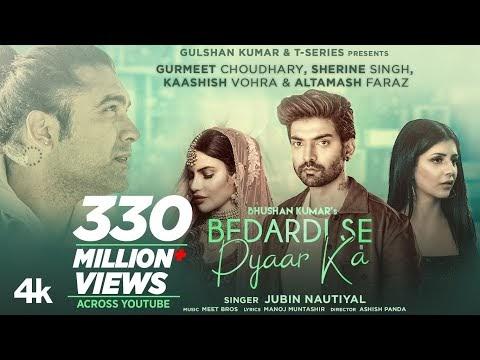 बेदर्दी से प्यार का || Jubin Nautiyal Bedardi se Pyar Ka Lyrics in Hindi/English ||