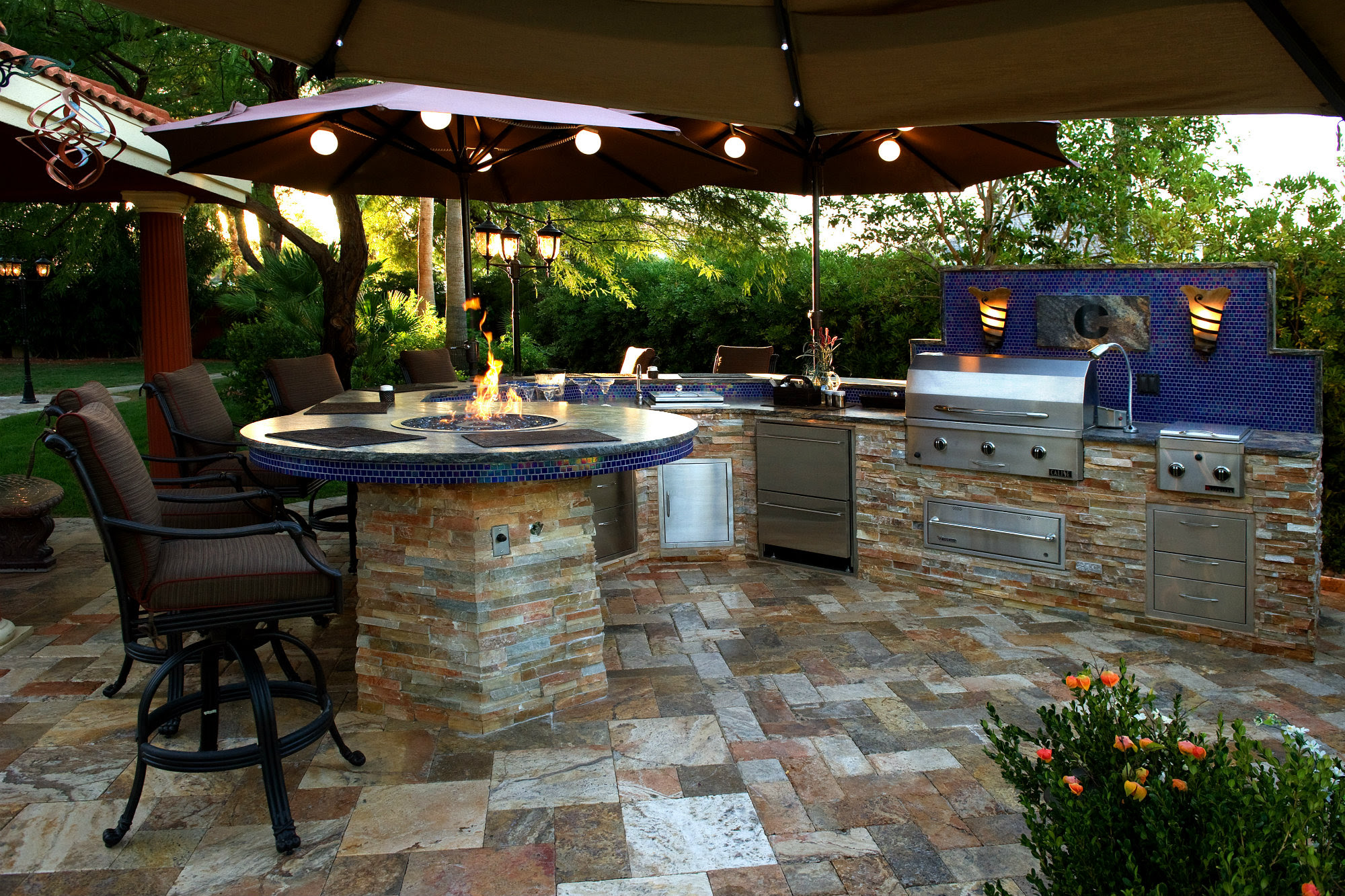 Backyard Living Trends | Pool & Spa News | Accessories ...
