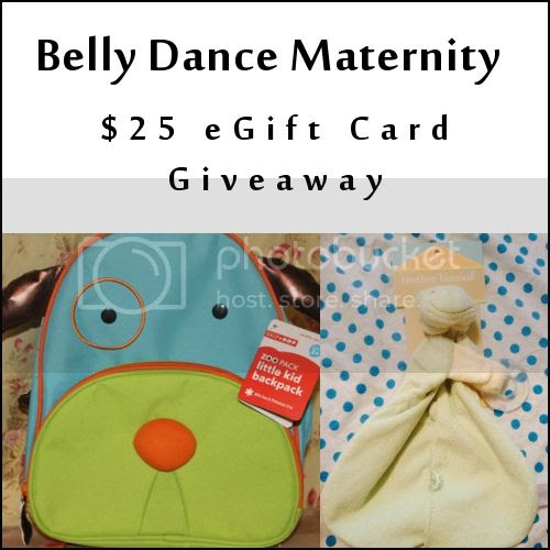 #BellyDanceMaternity $25 eGift Card #Giveaway #Shatterlion