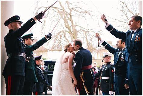 Sandhurst Wedding Photographer   Military Wedding   Kat