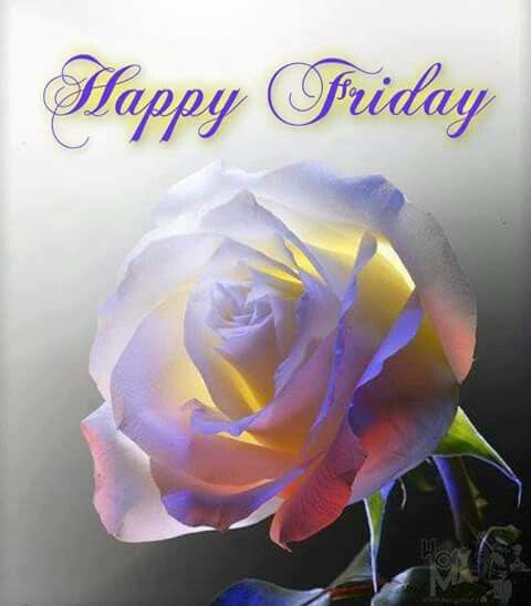 Happy Friday Flower Pictures Photos And Images For Facebook