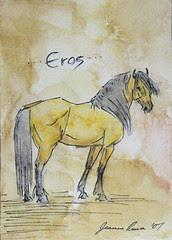 Eros ACEO