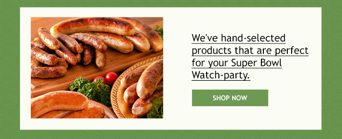 Hand-selected products for your party! Click now!