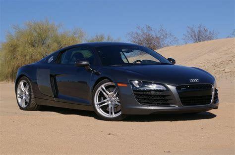 Audi R8 Cars: Audi R8 Black