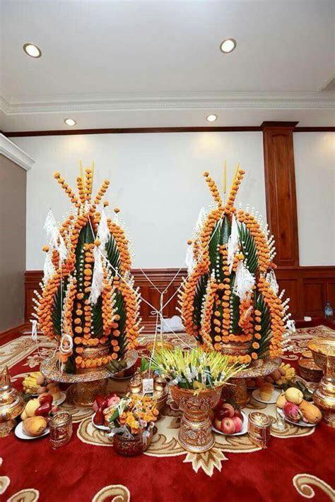 Pa Kwan for wedding   Traditional Lao Wedding   Pinterest