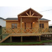 Casas de madera prefabricadas casa prefabricada en temuco - Construir casa prefabricada ...