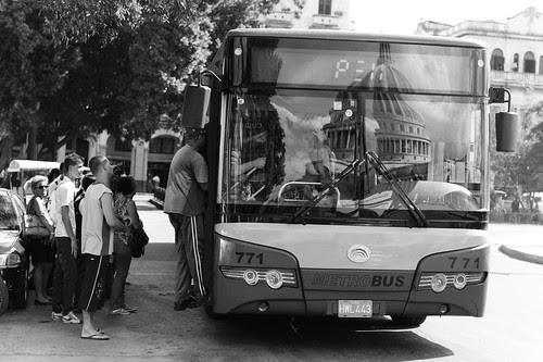 Bus repleto