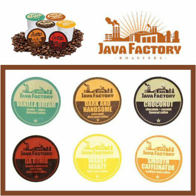 40 Count Java Factory Single Cup Coffee Giveaway Jan 30 - Feb 22 #javafactory
