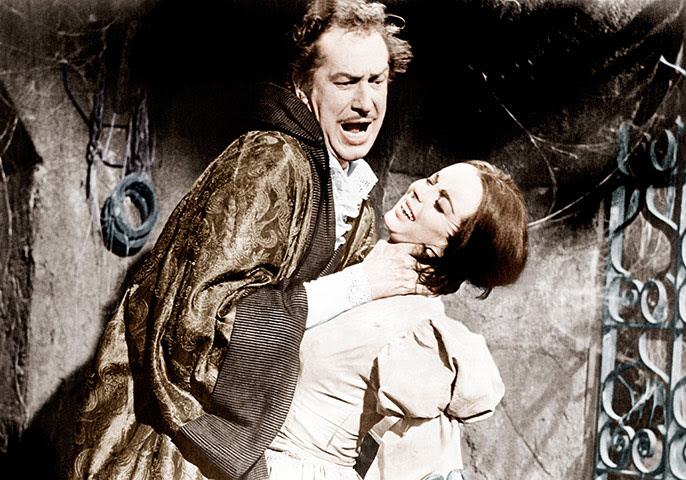 The 10 best Gothic films: gothic films THE PIT AND THE PENDULUM