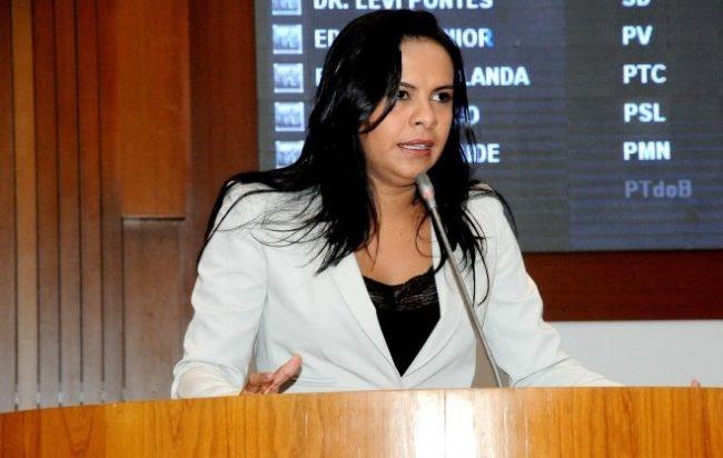 Deputada Ana do Gás