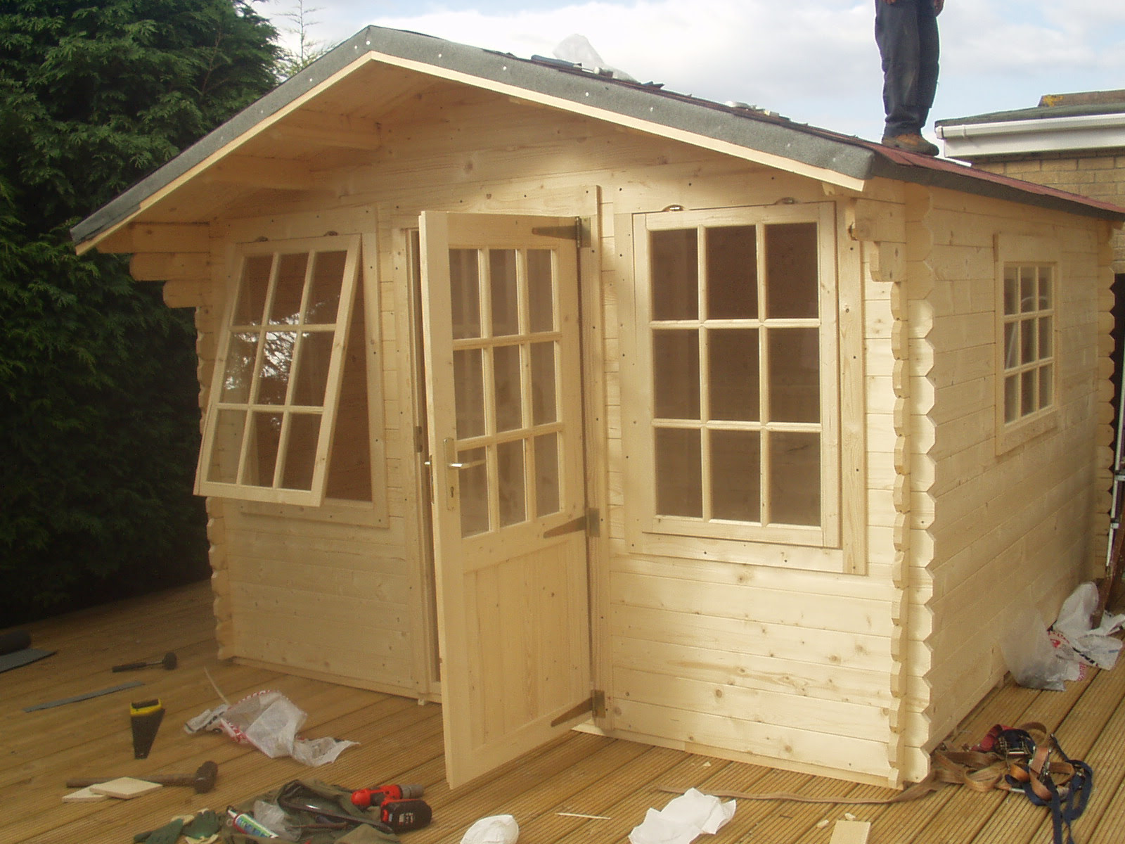 Regulations On Building A Garden Shed Best Garden Sheds