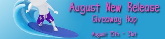 August New Release Giveaway