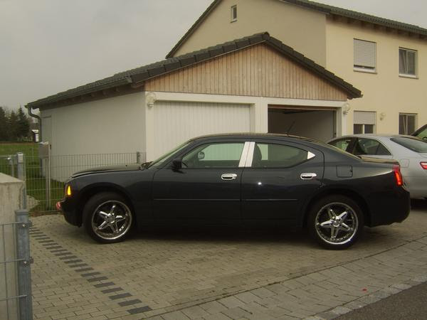 dodge charger rt. 2008 Dodge Charger RT