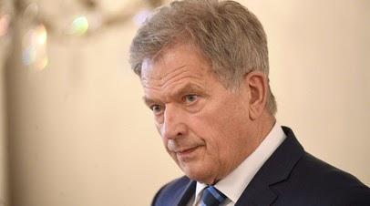 Президент Финляндии призвал Запад к выстраиванию диалога с Россией