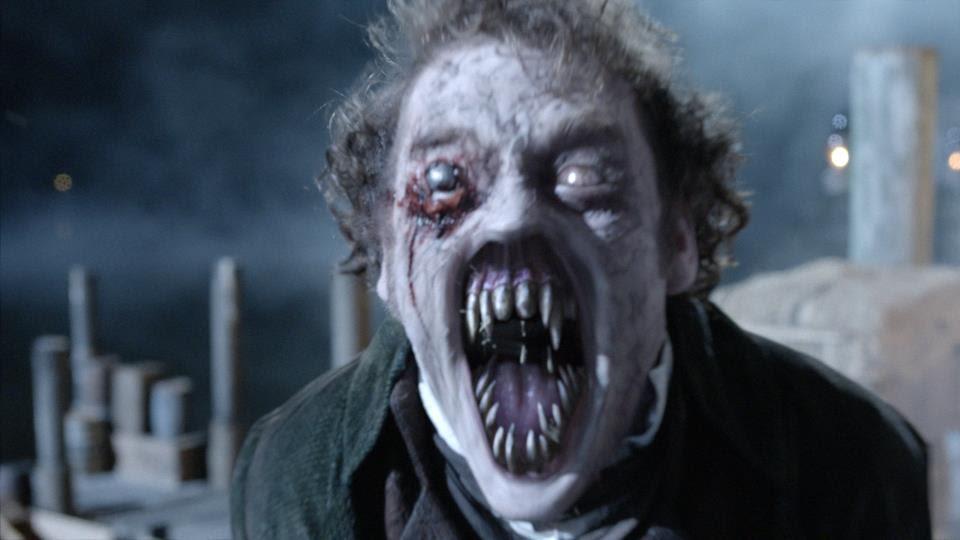 Resultado de imagem para abraham lincoln - Vampire Hunter 2012 vampires