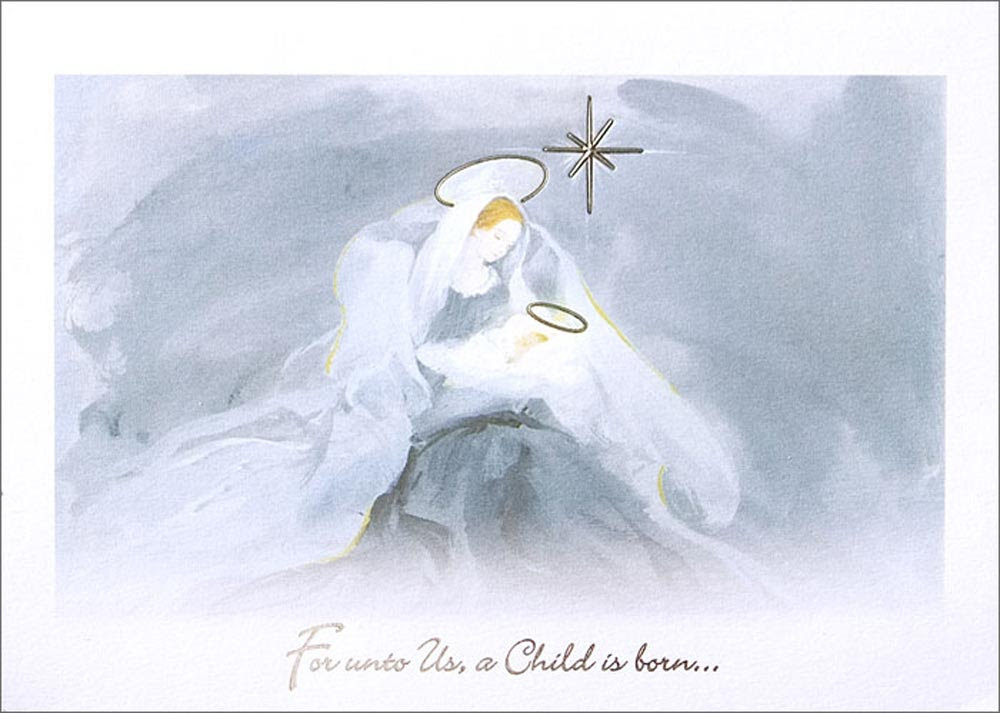 Assorted Religious Christmas Cards - Xmast 2