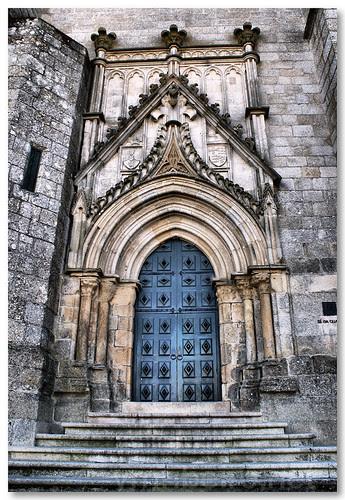 Portal da Sé da Guarda by VRfoto