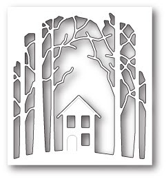 Image result for poppy stamps house in the woods