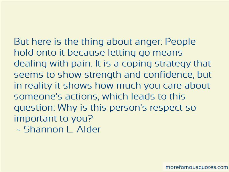 Quotes About Letting Go Of Anger Top 31 Letting Go Of Anger Quotes