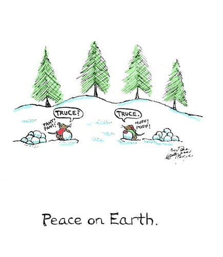 Mouse Peace