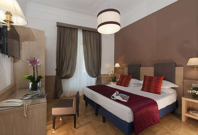 Hotel Nord Nuova Roma, Rome