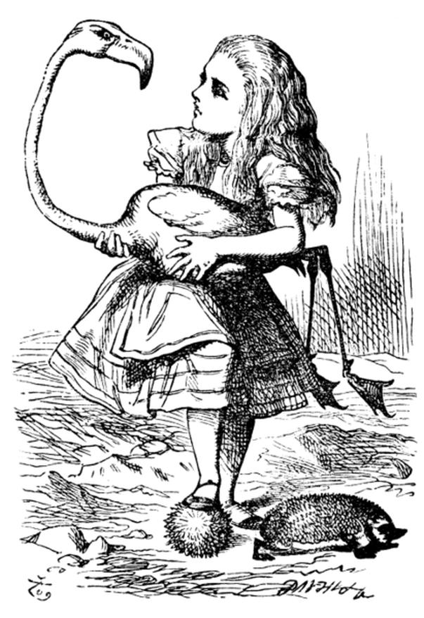 Resultado de imagen de alicia en el pais de las maravillas lewis carroll