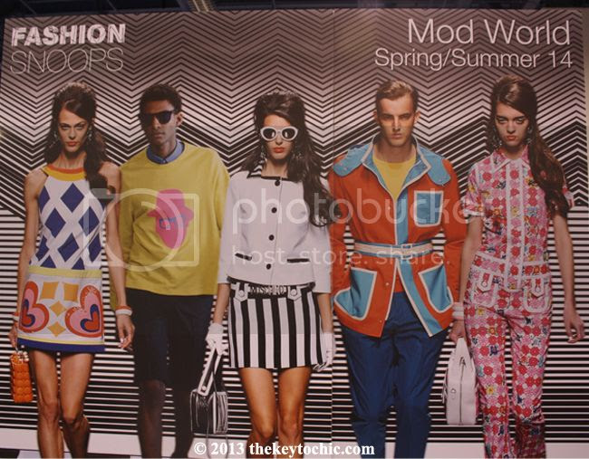 Mod World spring summer 2014 trend forecast
