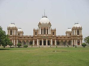 Noor Mahal, the official residence of the Nawa...