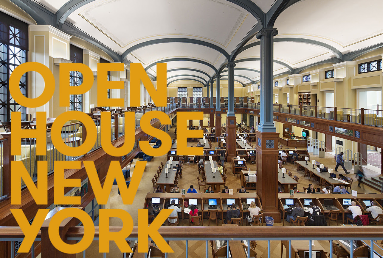 Open House New York To Tour Bronx Community College Robert Am
