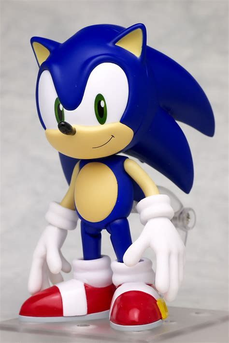 2nd Review of Nendoroid Sonic the Hedgehog: No.21 Big Size