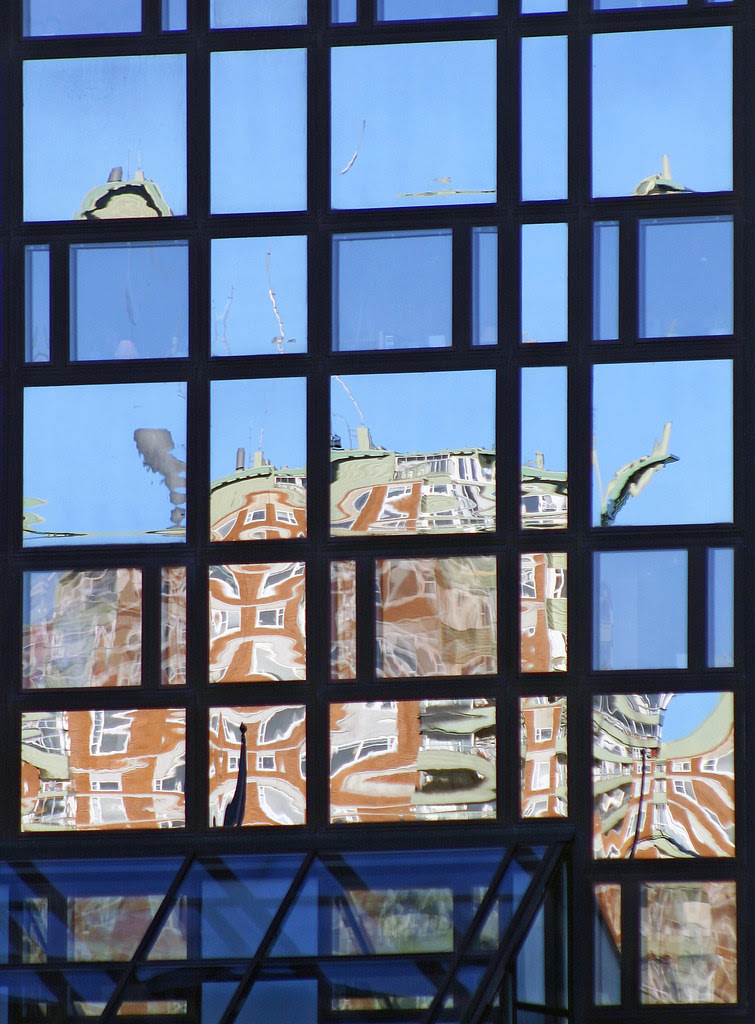 City Hall Window