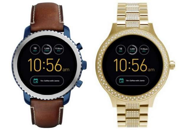 Fossil Q Explorist and Q Venture-2