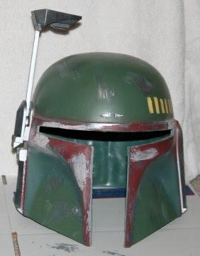 Boba Fett Don Post Helmet Customization Guide Some time ...