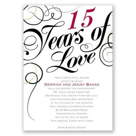 1000  ideas about 15 Year Wedding Anniversary on Pinterest