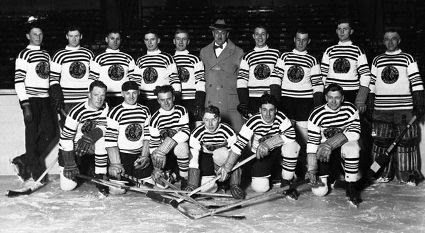 Chicago Black Hawks 1924-25