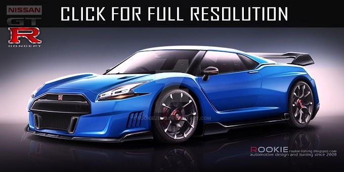 Nissan Gtr Skyline R36 : 2020 Nissan Gt R Nismo Gets R34 Face Swap Looks Like A Perfect Match Autoevolution : Hochwertige leinwanddrucke zum thema nissan gtr r34 von unabhängigen künstlern.