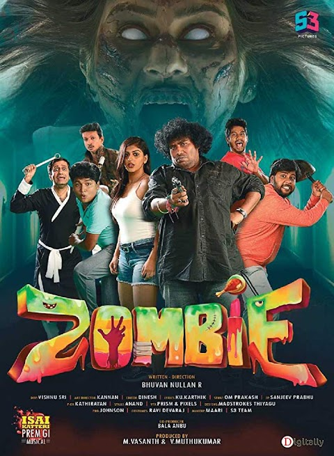 Zombie 2019 Tamil | 480p WEB-DL 400MB | 720p WEB-DL 850MB | With Subtitle (Request Movie)