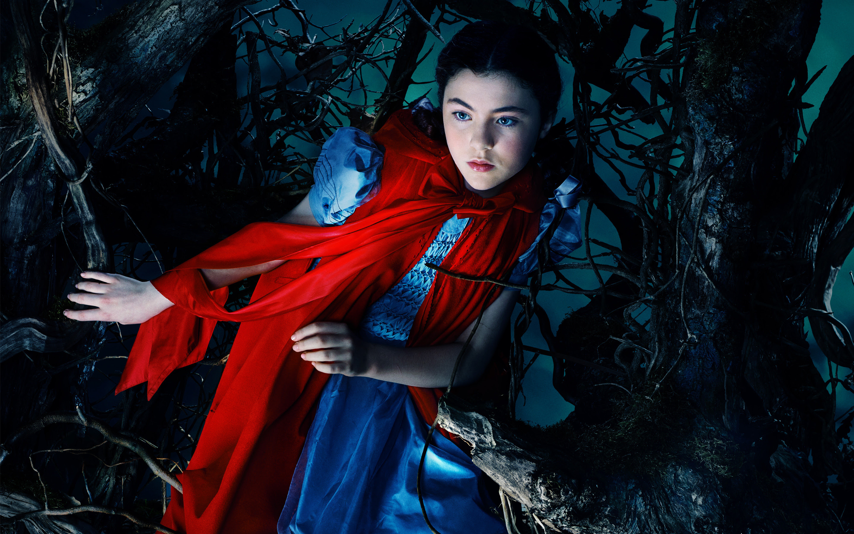 Little Red Riding Hood Wallpapers Wallpapers Hd