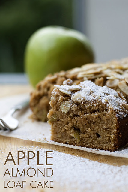 Apple Almond Loaf 3