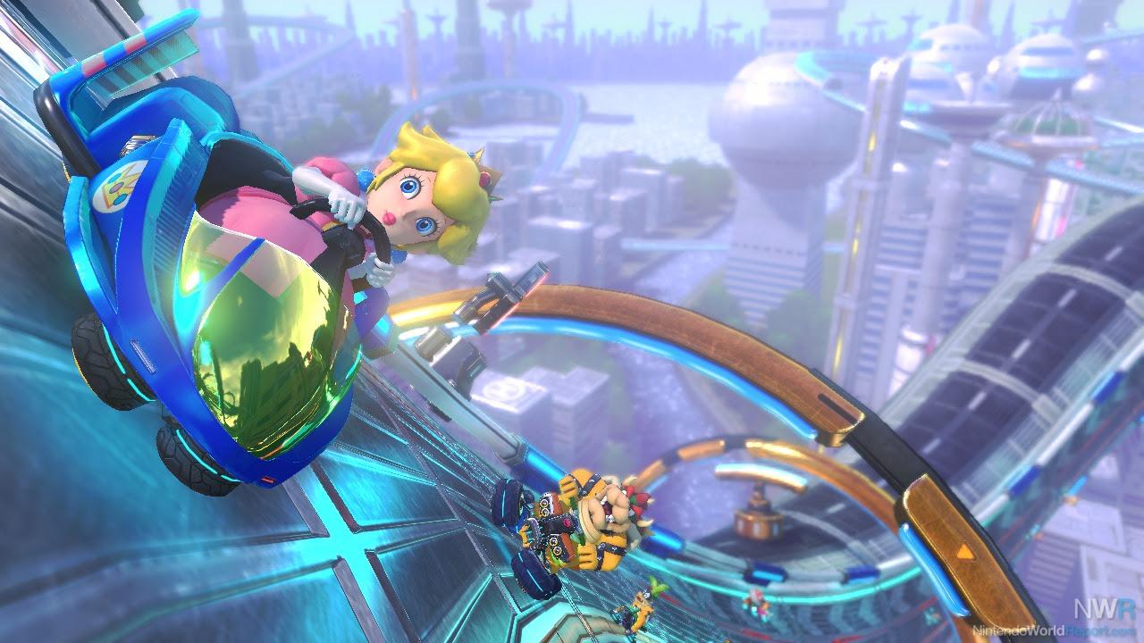 Mario Kart 8 Feature Nintendo World Report