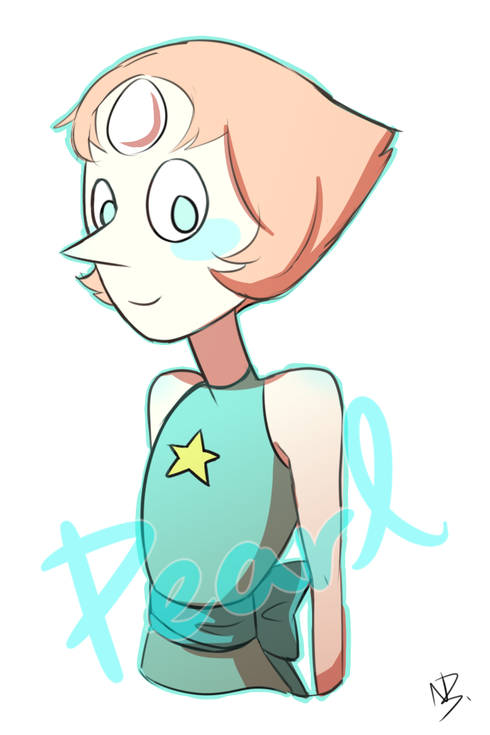 I think I fell in love with Pearl.