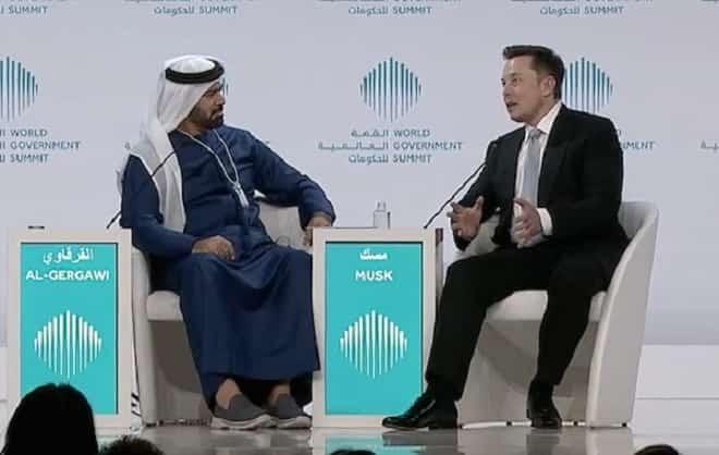 Elon Musk: «Οι ΕΞΩΓΗΙΝΟΙ μας ΠΑΡΑΚΟΛΟΥΘΟΥΝ» (video)