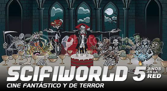 Aniversário ScifiWorld