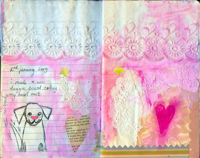 art journal 2009