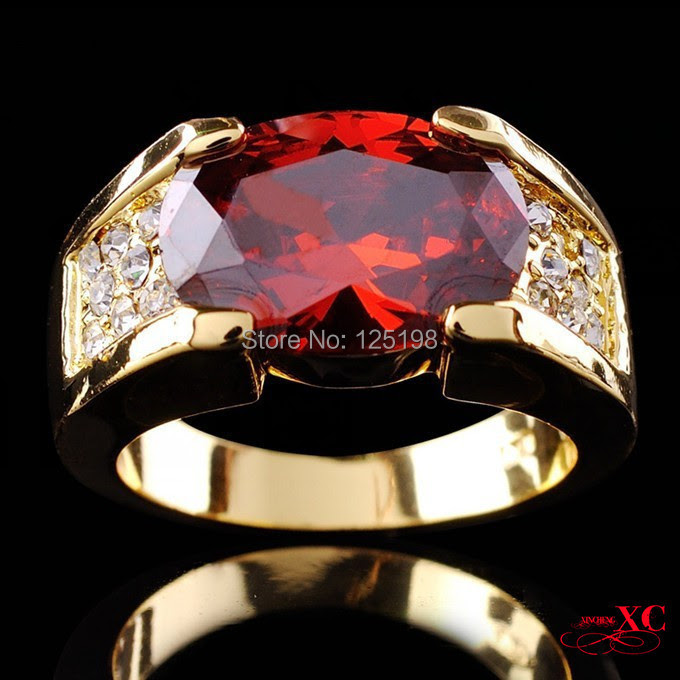 Mens Ruby Wedding Rings Image Of Ring Enta
