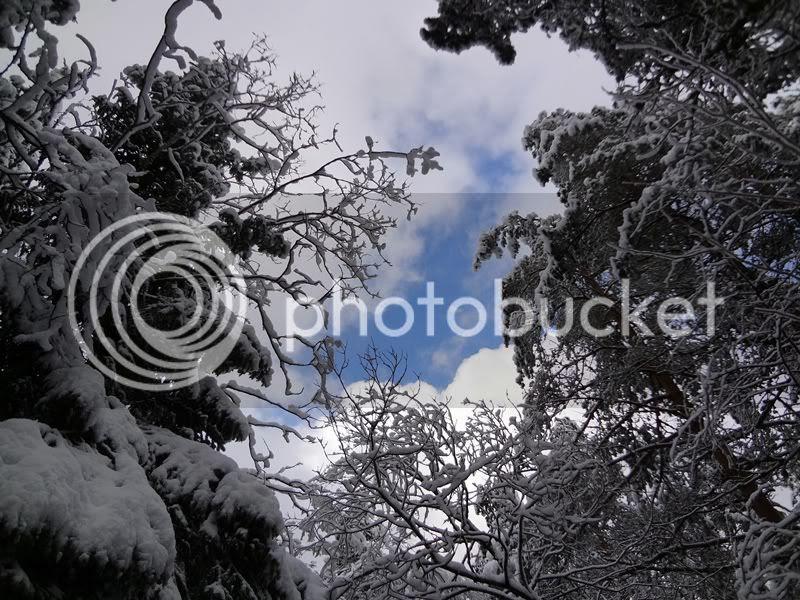 Bakom skyene er himmelen alltid blå