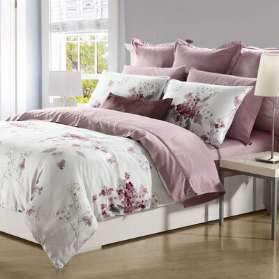 Daniadown Joplin Duvet Cover and Pillowcase Set | Wayfair