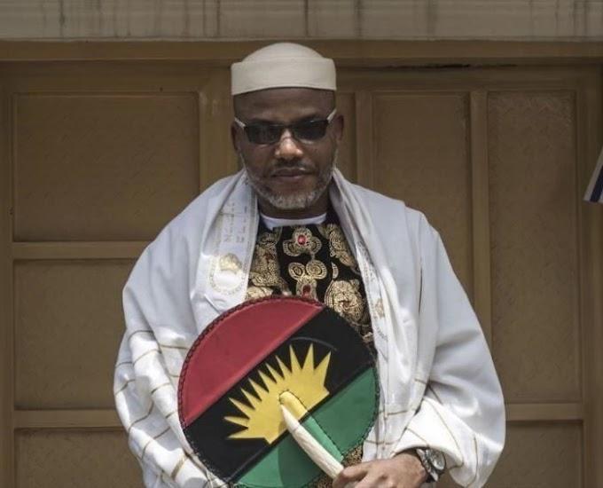 Biafra: Nnamdi Kanu Makes 'Strong' Allegation Against Buhari Govt. (Read Details)