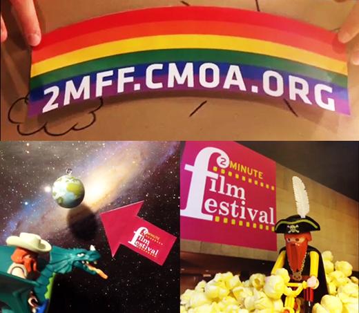 2 Minute Film Festival